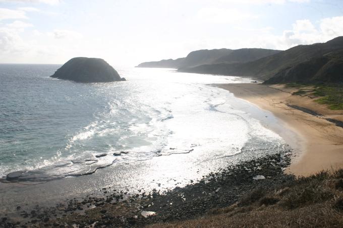 Praia do Leão, Fernando de Noronha. Foto by Ana Holske Marmo @ana.marmo