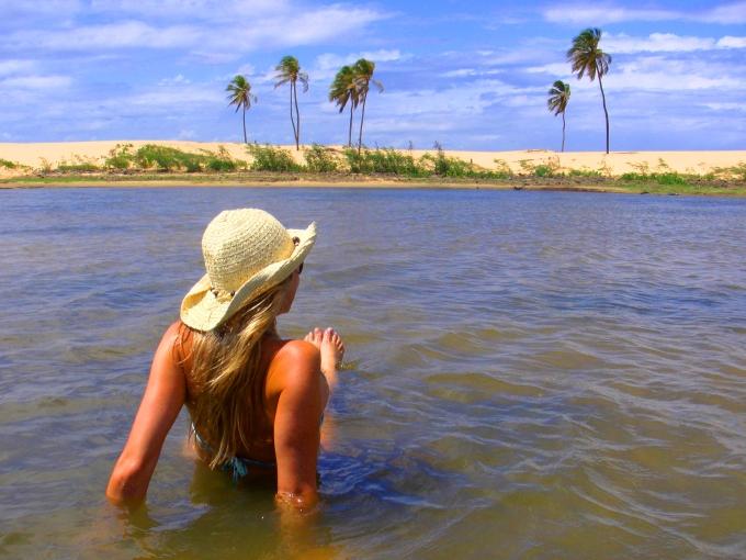 Foz do Rio São Francisco, Alagoas Photo by Ana Holske Marmo @ana.marmo